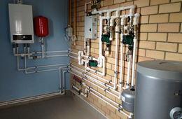 Монтаж газового отопления под ключ Одинцово