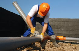 Монтаж канализации Одинцово