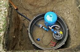 Монтаж водоснабжения на даче Одинцово