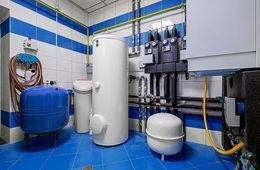 Монтаж водоснабжения в коттедже Одинцово
