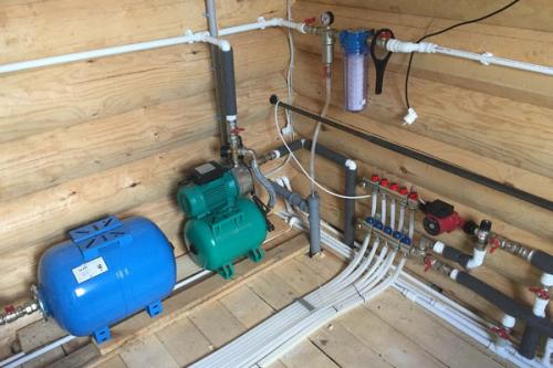 Монтаж водоснабжения в Одинцово
