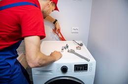Подключение стиральной машины к коммуникациям Одинцово