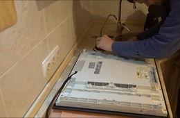 Подключение варочной панели к электросети Одинцово
