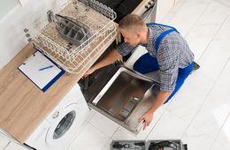 Установка встраиваемой посудомоечной машины Одинцово