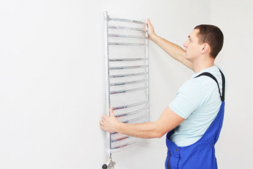 Установка и замена полотенцесушителя в Одинцово