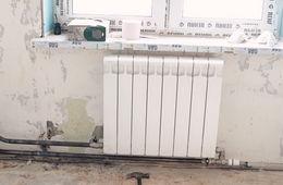 Замена батарей отопления в квартире Одинцово